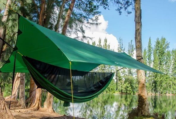 Types of hammock tarp camping for you