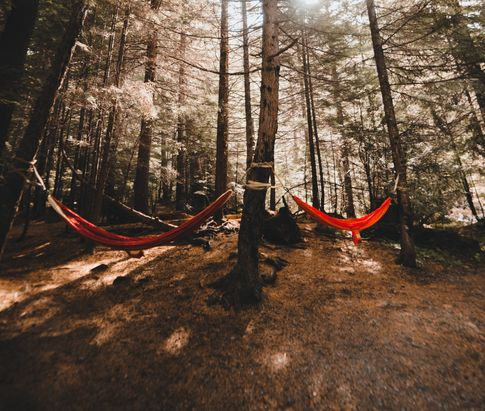 What is hammock camping and should you experiences it?