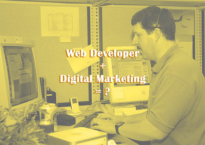 Company's web developers should know about digital marketing
